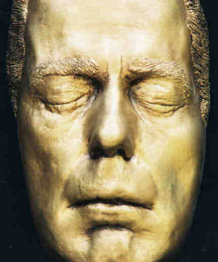life masks and sculptures of humphrey bogart