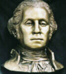 George Washington Sculptured Bust
