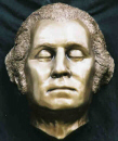 George Washington Life Mask